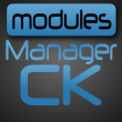 Modules manager joomla